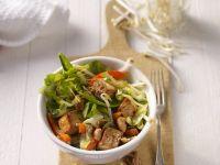 Tofu and Mixed Vegetable Stir-Fry recipe