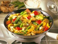 Tofu and Vegetable Stir-Fry recipe