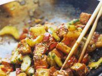 Soya Wok-fry recipe