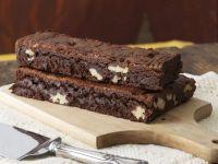 Tofu Brownies with Walnuts recipe