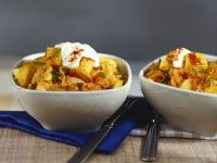 Tofu Stew with Sauerkraut recipe