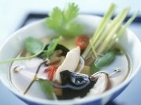 Tom Yum-style Soup recipe