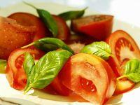 Tomato and Basil Salad recipe
