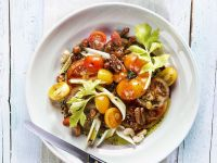 Gourmet Mixed Tomato Salad recipe
