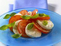 Tomato and Mozzarella Salad recipe