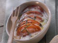 Tomato and Mozzarella Tartlets recipe