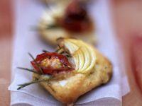 Tomato and Onion Puff Pastry Bites recipe