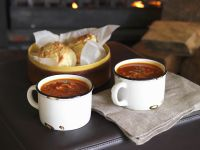 Tomato and Pancetta Soup recipe