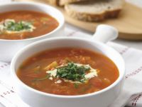 Tomato and Paprika Broth recipe