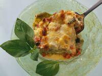 Tomato and Ricotta Lasagna recipe
