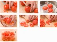 Tomato Concasse recipe