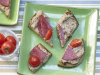 Tomato Herb Spread recipe