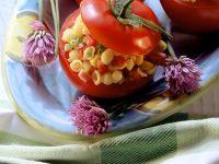 Tomato, Pasta and Ham Salad recipe