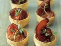 Tomato Pastry Cups recipe