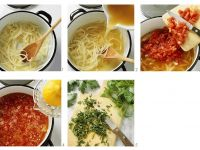 Tomato Soup with Herbs recipe