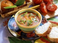 Tomato Soup with Orange recipe