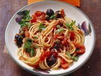 Tomato Spaghetti recipe