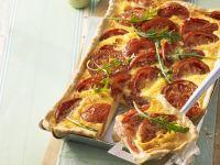 Tomato Quiche Bake recipe