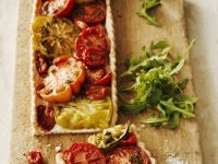 Heirloom Tomatoes in Pastry recipe