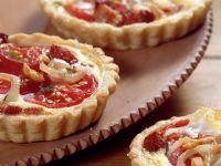Tomato Tartlets recipe