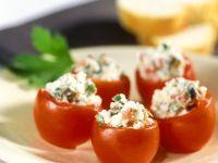 Tomatoes Stuffed with Ricotta recipe