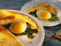 Torta Pasqualina (Italian Easter Pie) recipe