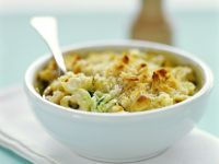Tortellini Gratin with Zucchini recipe