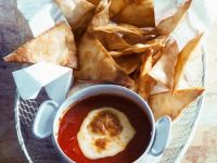 Tortilla Crisps and Dip recipe