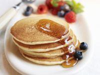 Traditional Pancakes recipe