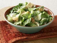 Parmesan and Crouton Salad recipe