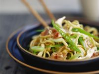 Traditional Chicken with Noodles recipe