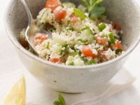 Traditional Couscous Salad recipe