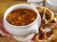 Hungarian Paprika Beef Soup recipe