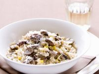 Traditional Mushroom Risotto recipe