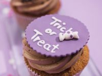 Trick Or Treat Cakes recipe