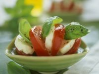 Tricolore Appetiser recipe