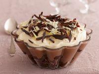 Triple Layer Chocolate Pudding recipe