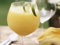 Tropical Breakfast Drink recipe
