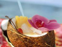 Tropical Coconut Cocktail recipe