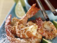 Tropical Coconut Prawns recipe