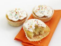 Tropical Fruit Cupcake recipe
