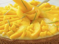 Tropical Fruit Gateau recipe