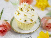 Tropical Fruit Swirl Cakes recipe