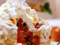 Tropical Meringue Cake recipe