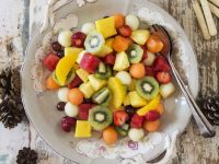 Tropical Mixed Fruit Salad recipe