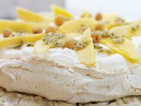 Tropical Pavlova recipe