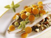 Trout Fish Dish recipe