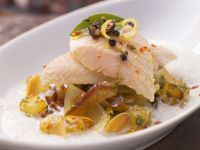 Trout with Potatoes recipe