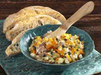 Tuna and Carrot Salad recipe