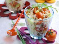 Tuna and Tomato Rice Salad recipe